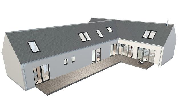 HebHomes | Architect Designed Kit Houses - Delivered, Erected And Built