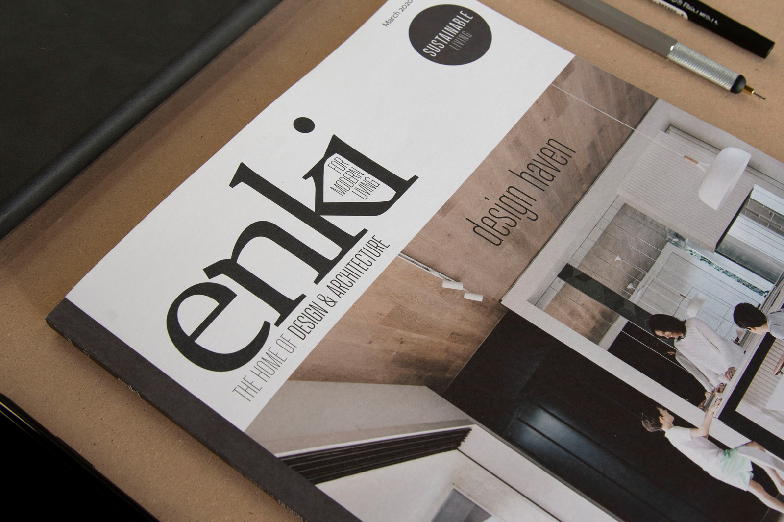 Dualchas 'Architects of the month' Enki Magazine